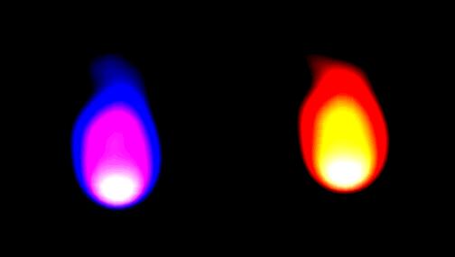 Языки пламени в CSS - 1