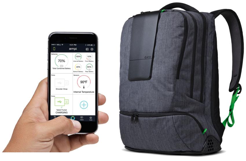 AMPL: умный и удобный рюкзак для гиков - 5