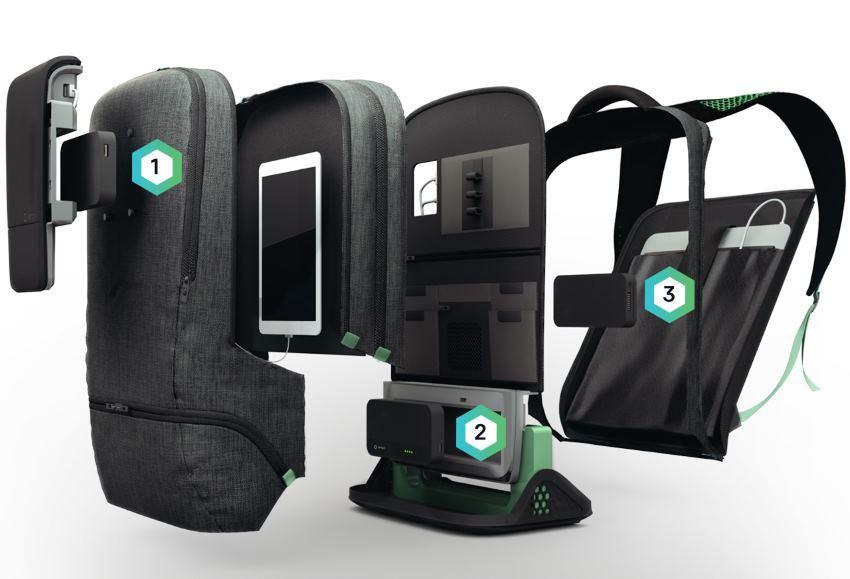 AMPL: умный и удобный рюкзак для гиков - 6