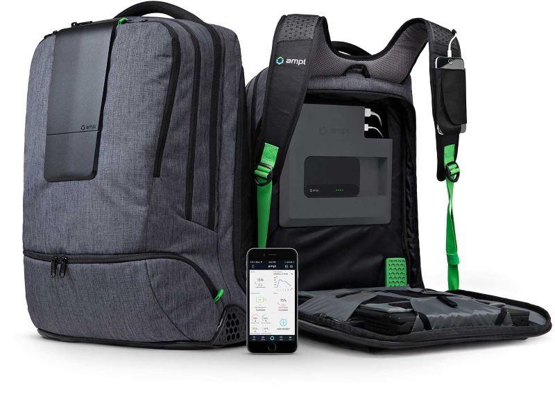 AMPL: умный и удобный рюкзак для гиков - 1