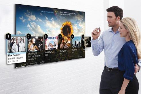 Samsung подслушивает разговоры через телевизор
