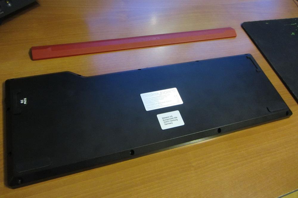 Обзор и разбор клавиатуры Das Keyboard 4 Professional Clicky - 22