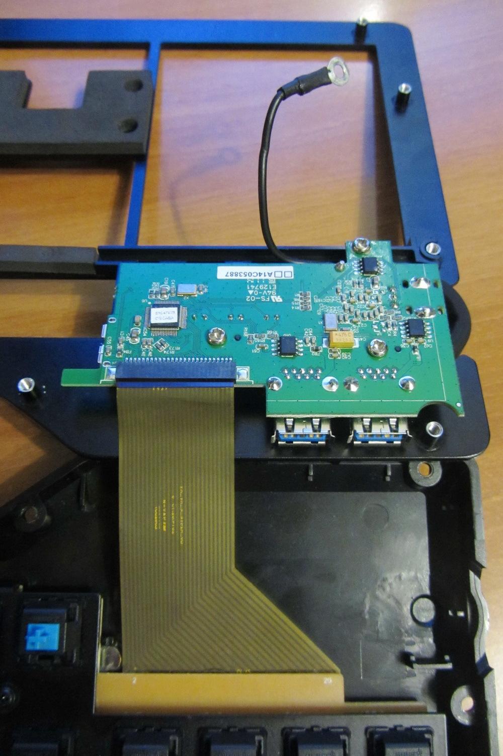 Обзор и разбор клавиатуры Das Keyboard 4 Professional Clicky - 26