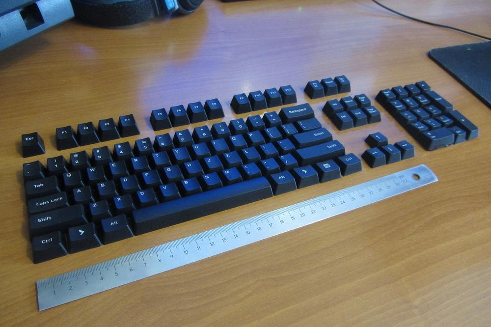 Обзор и разбор клавиатуры Das Keyboard 4 Professional Clicky - 45