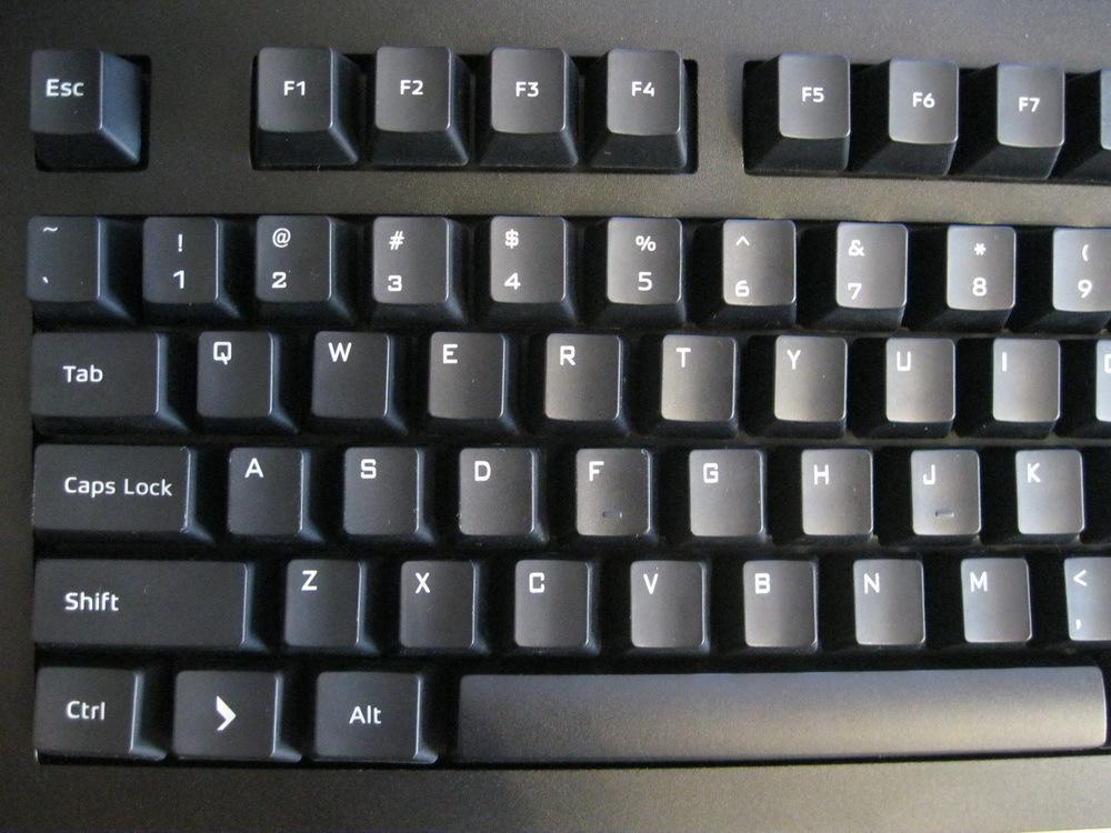 Обзор и разбор клавиатуры Das Keyboard 4 Professional Clicky - 46