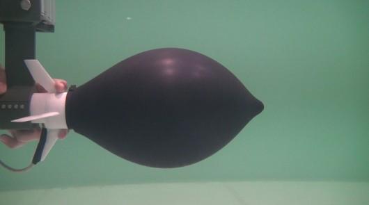 Подводный робот, вдохновленный осьминогами - 1