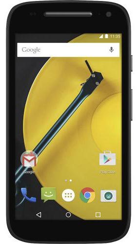 Motorola Moto E второго поколения