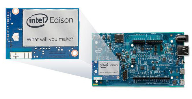 Создаем автономный дрон на Intel Edison - 3