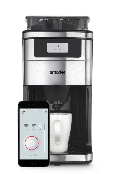 Стартовали продажи первой в мире Wi Fi кофемашины