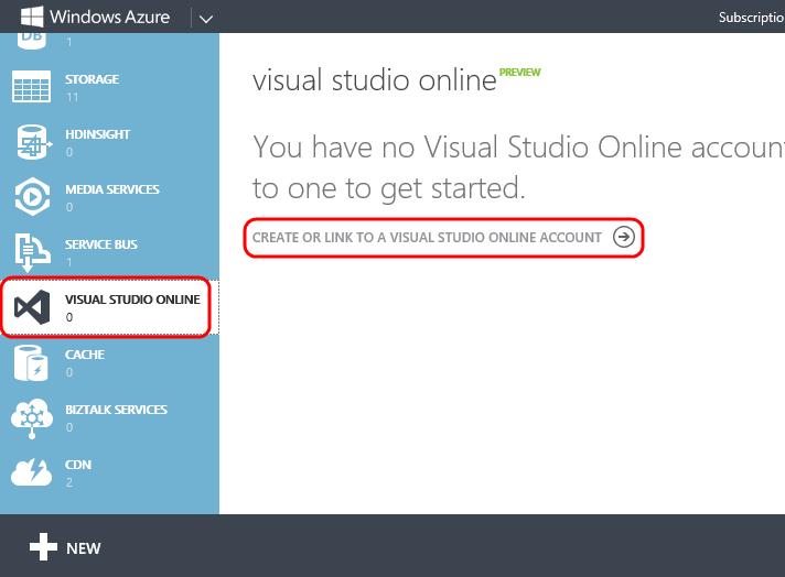Уменьшаем время разработки и тестирования с Azure Web-Sites и Visual Studio Online - 2