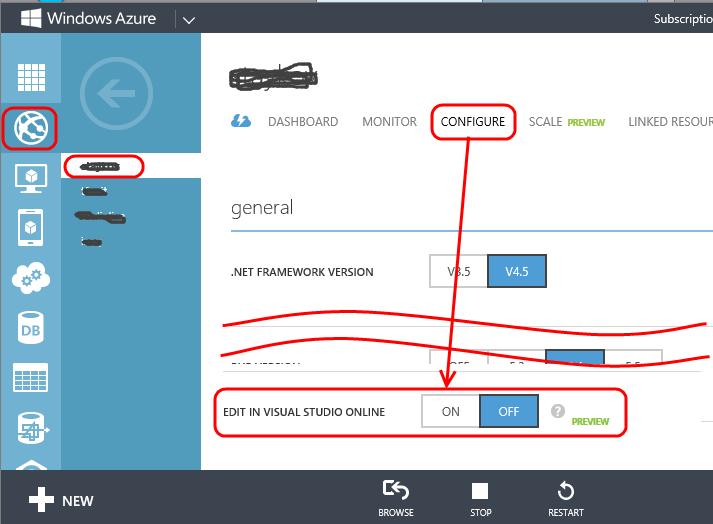Уменьшаем время разработки и тестирования с Azure Web-Sites и Visual Studio Online - 3