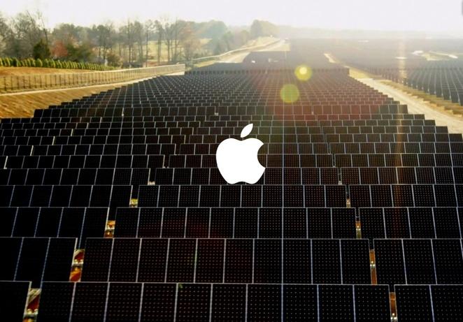 Apple вложит 850 миллионов долларов США в гигантскую «солнечную ферму» - 1