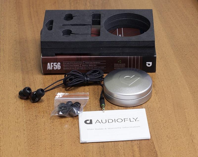 Audiofly AF56 - 2
