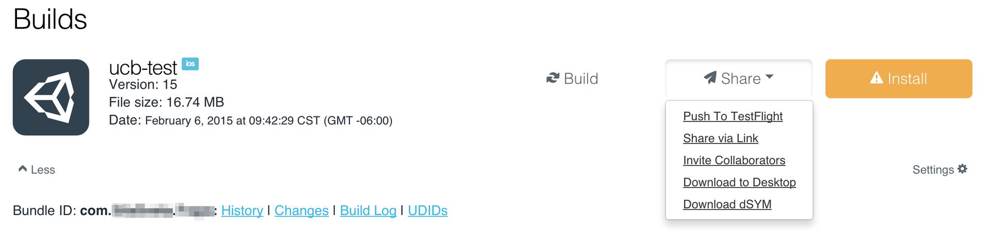Continuous Integration с Unity - 5