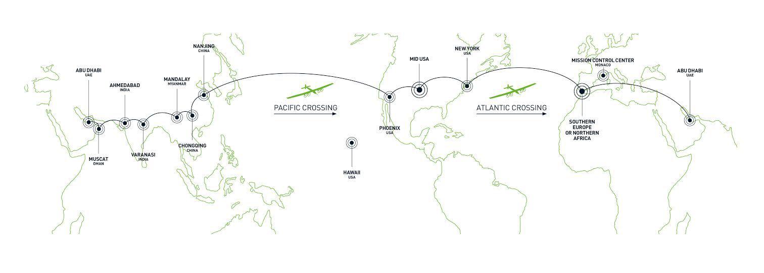 Solar Impulse разместил Центр управления полетом в Монако - 3