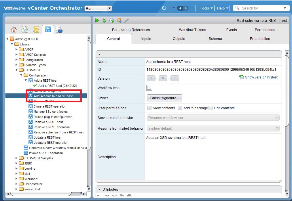 Автоматизация задач резервного копирования с помощью vCenter Orchestrator через Veeam Restful API - 10