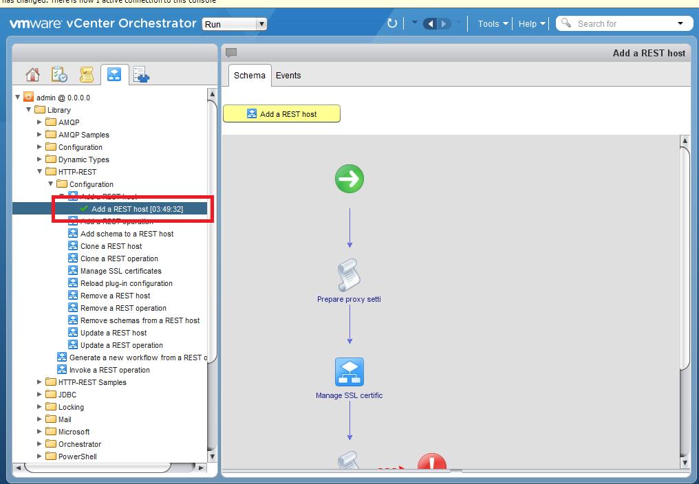 Автоматизация задач резервного копирования с помощью vCenter Orchestrator через Veeam Restful API - 9