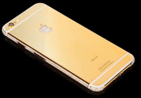 Британцы предлагают золотой iPhone 6 за $3,5 миллиона