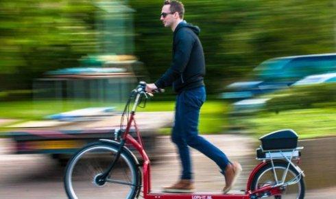 Житель Голландии изобрел уникальную беговую дорожку (ВИДЕО)