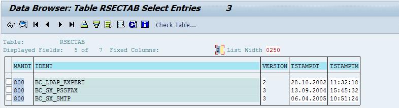 Как устроен ABAP Secure Storage в SAP - 2