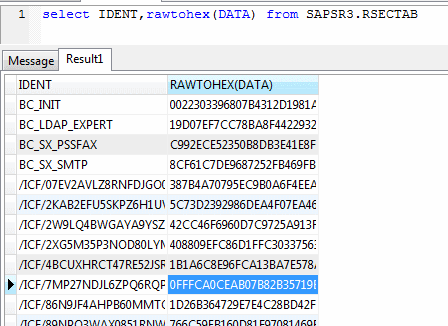 Как устроен ABAP Secure Storage в SAP - 4