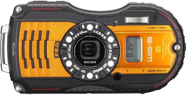 Продажи Ricoh WG-5 GPS начнутся в марте по цене $380