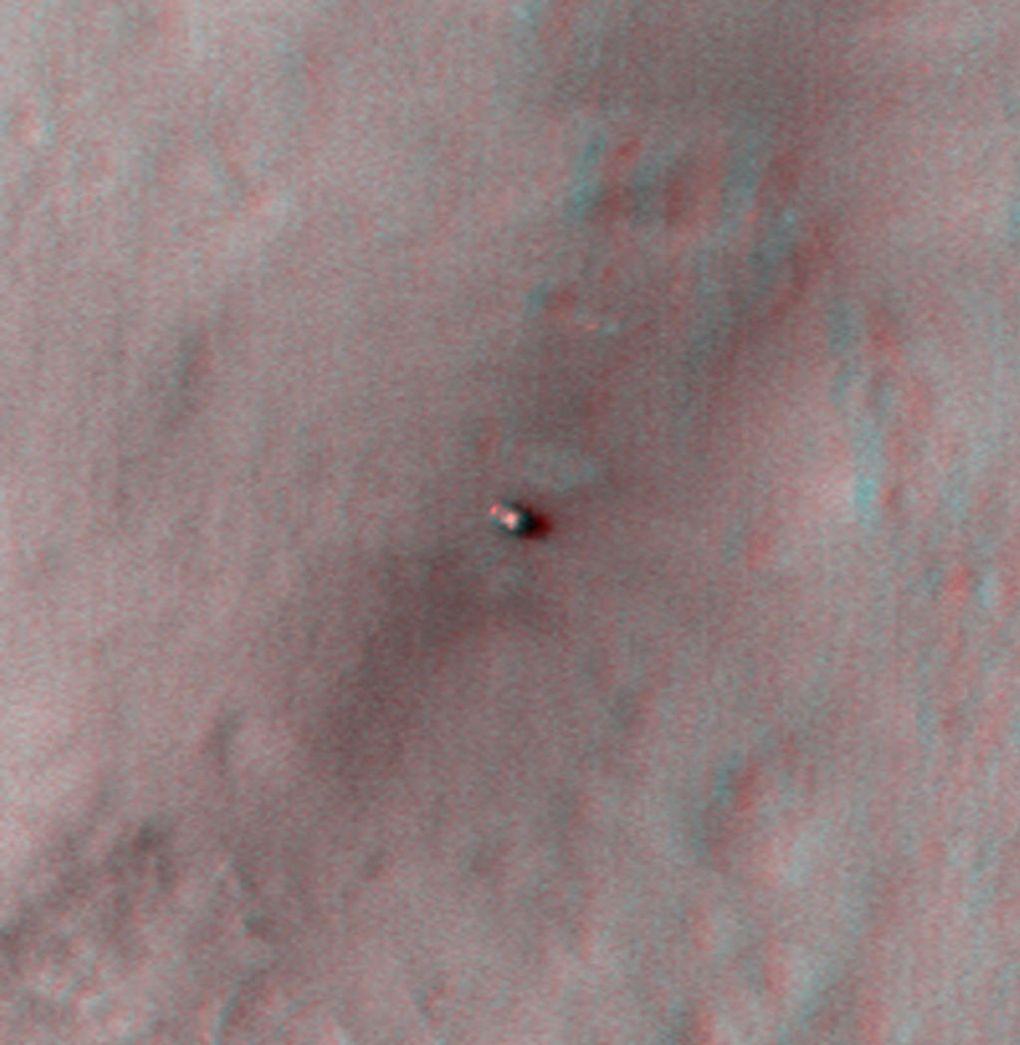 Наблюдаем за Curiosity с орбиты (2012-2015) - 7