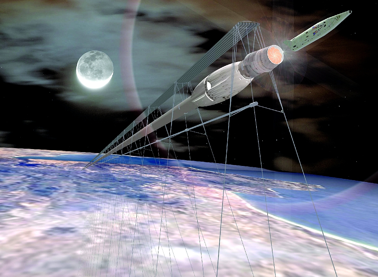 Обзор способов безракетных космических запусков - 6