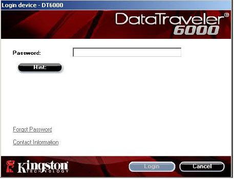 Удивительное устройство USB-флешки Kingston DataTraveler DT6000 и восстановление информации, утраченной в результате сбоя - 2