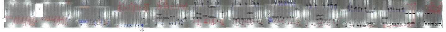 Визуализация и декодирование данных с магнитных АТМ-карт - 5