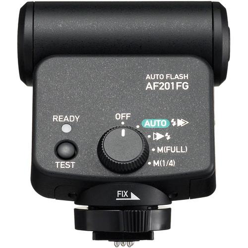Продажи Pentax AF201FG начнутся в марте по цене $150