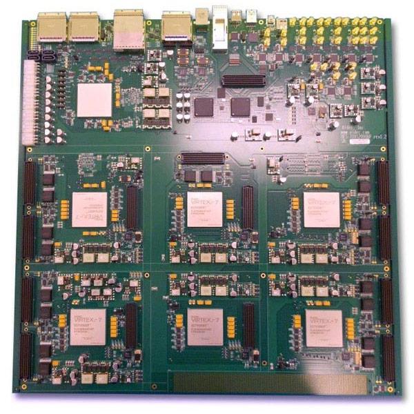 Aldec HES-7 — система для создания прототипов микросхем с использованием FPGA Xilinx Virtex-7, предоставляющая разработчику до 288 млн вентилей ASIC