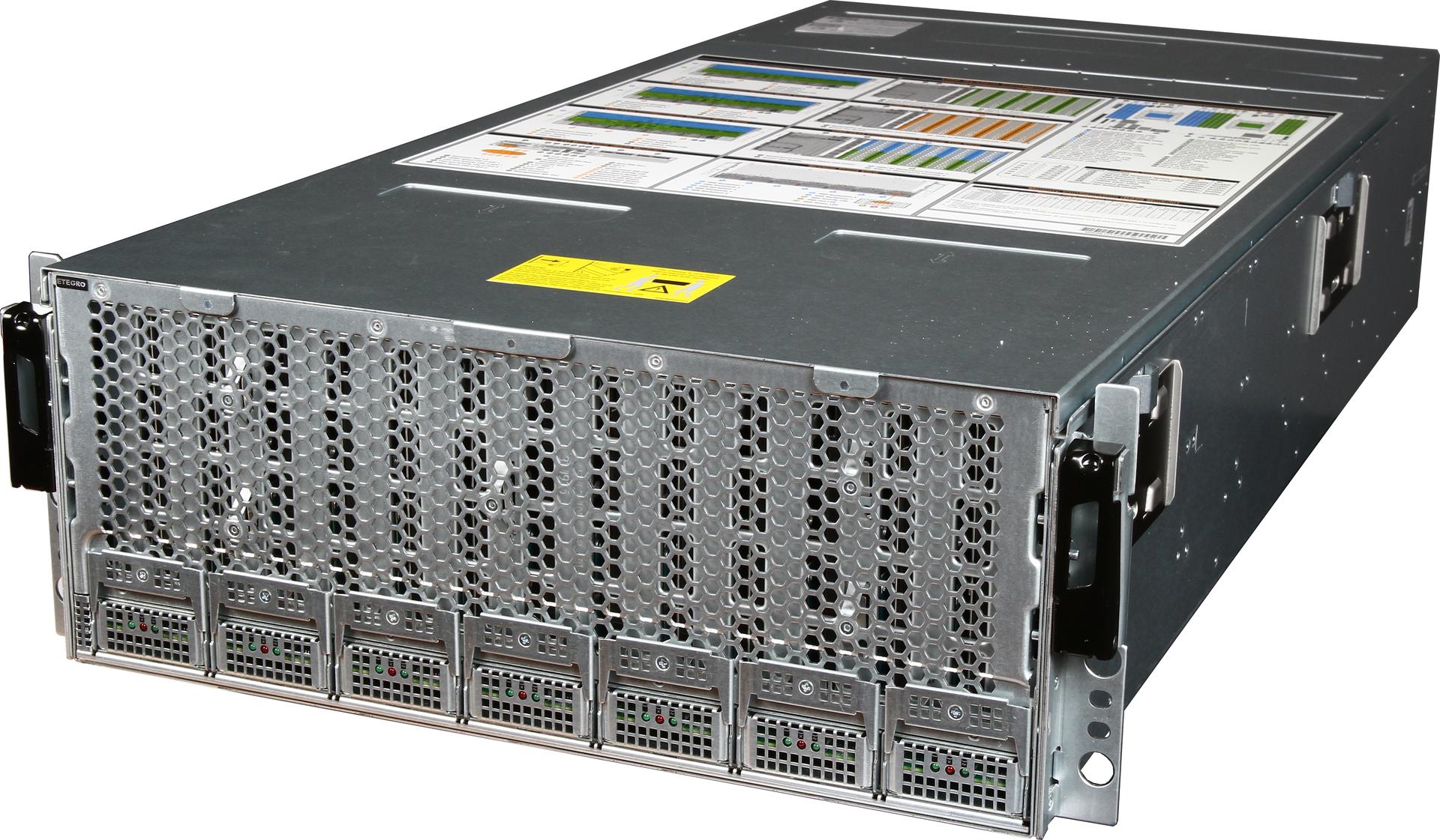 Cluster-in-a-Box как продукт для предприятий малого и среднего бизнеса - 5
