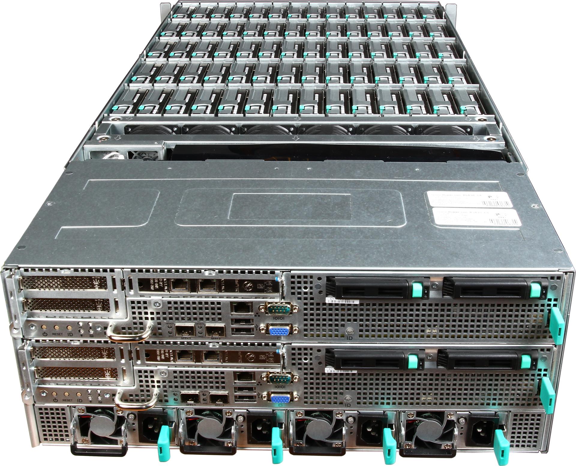 Cluster-in-a-Box как продукт для предприятий малого и среднего бизнеса - 7