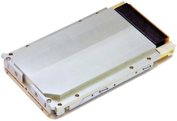 В модуле VPX-D16A4-PCIE используется однокристальная система TI TCI6638K2K