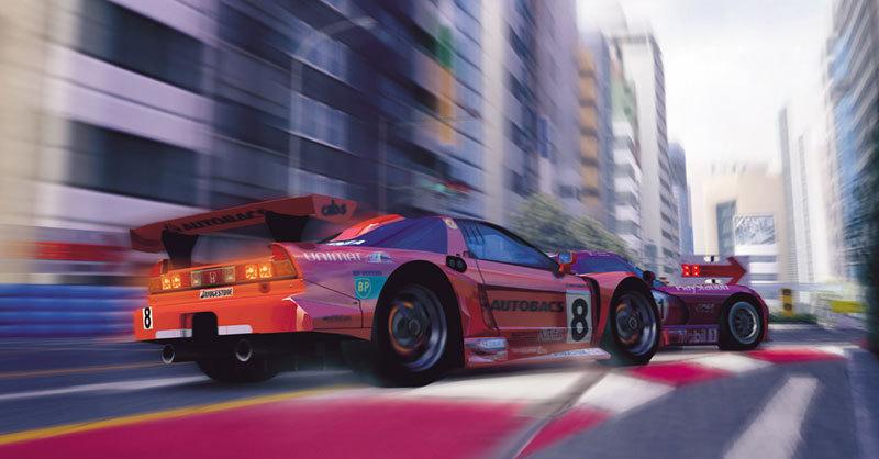 Intel® Graphics Technology: почти Gran Turismo - 1