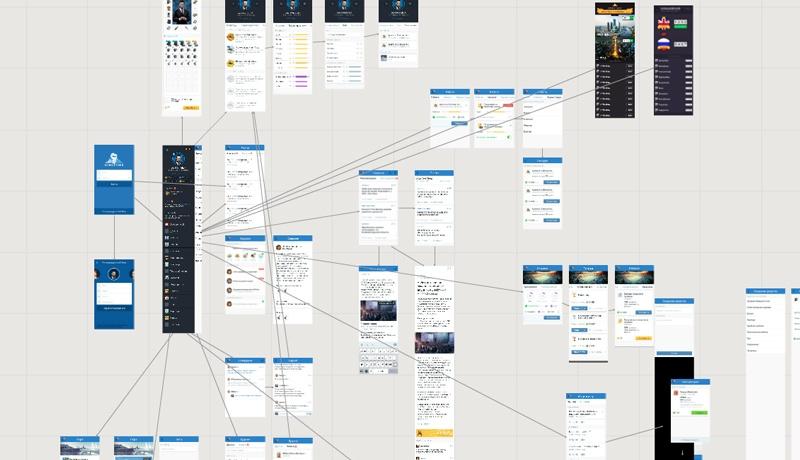 Дизайн интерфейса игрового проекта одной парой рук - 4