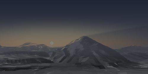 Как сделаны фоны в Homeworld2 изнутри - 14