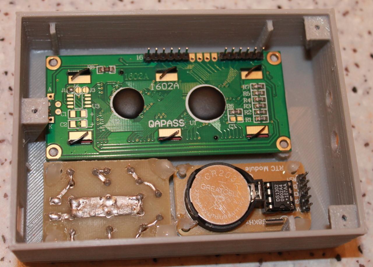 Контроллер для аквариума без Arduino - 12