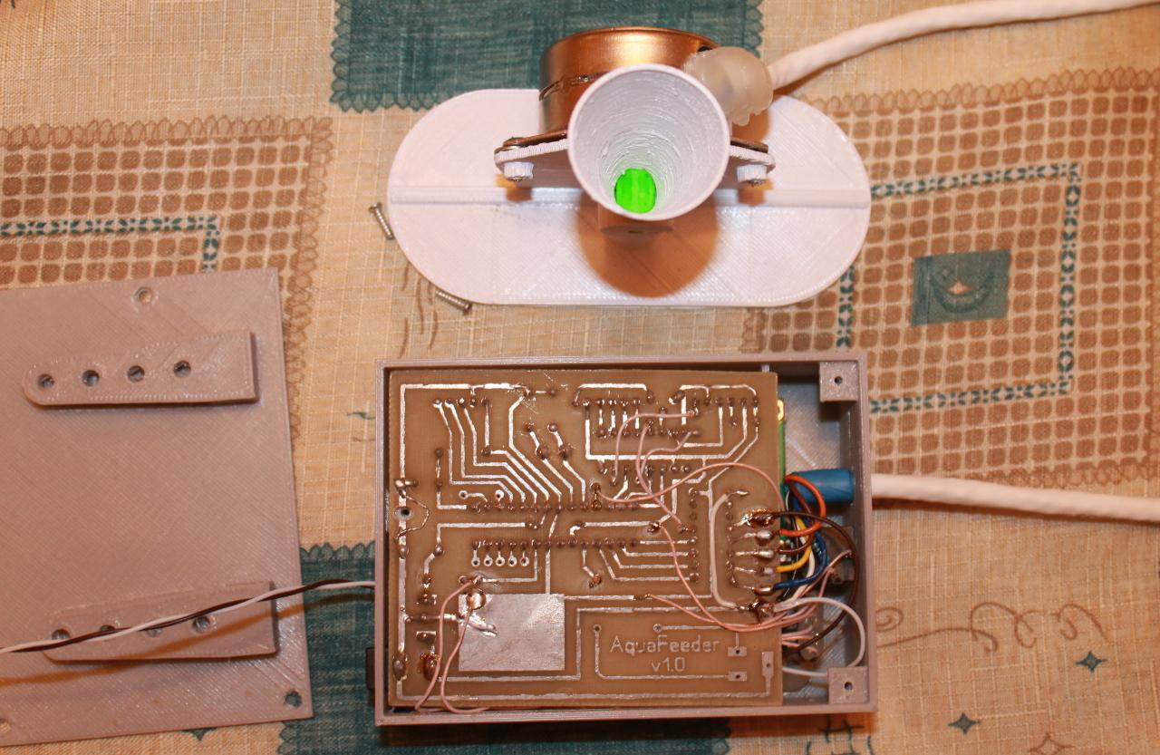 Контроллер для аквариума без Arduino - 13