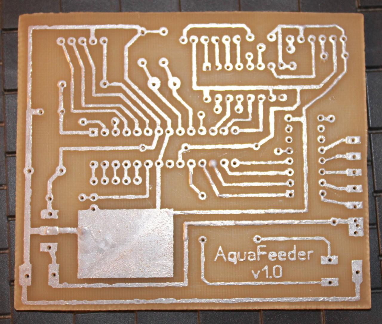 Контроллер для аквариума без Arduino - 4