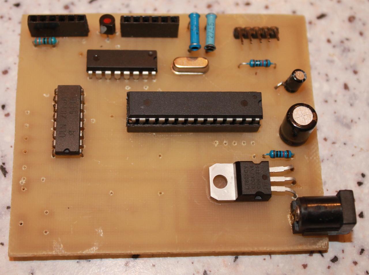 Контроллер для аквариума без Arduino - 5