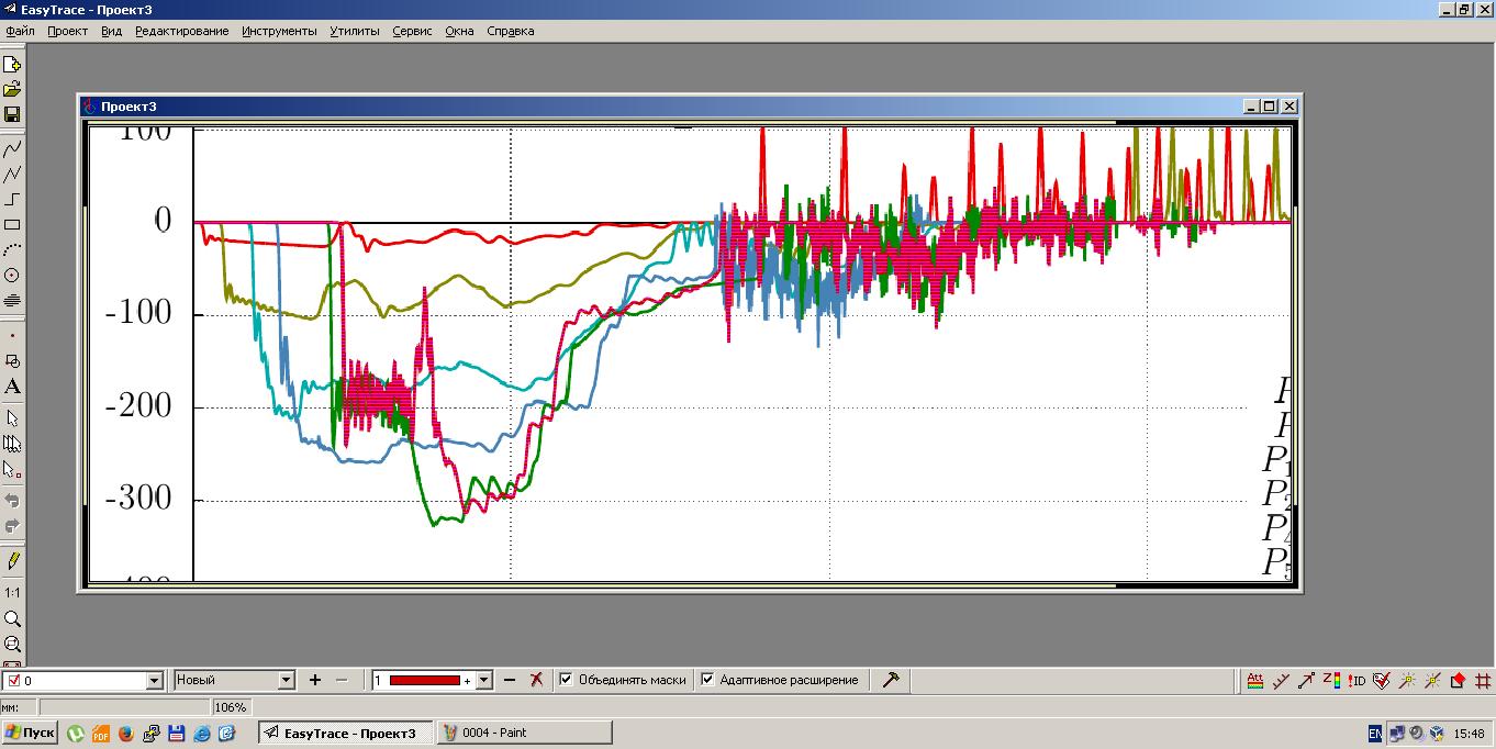 Преобразование растрового графика в таблицу данных - 6