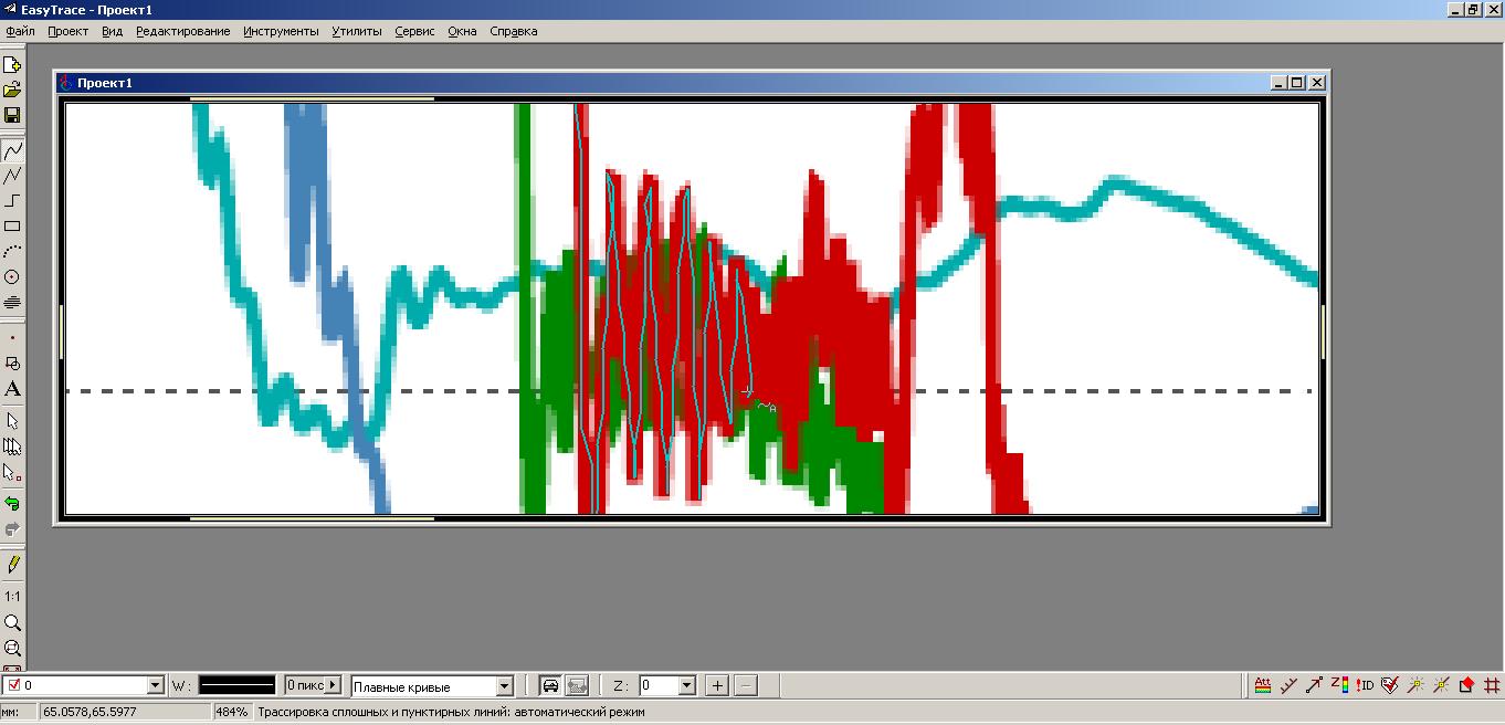 Преобразование растрового графика в таблицу данных - 8