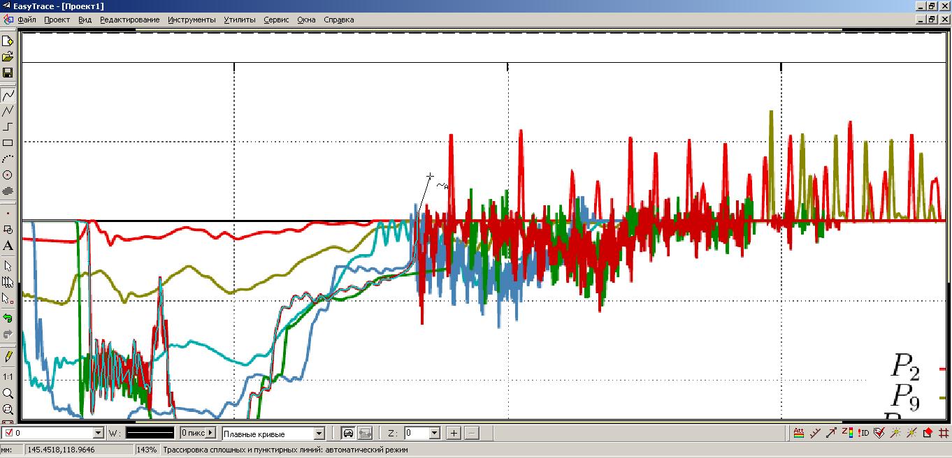 Преобразование растрового графика в таблицу данных - 9