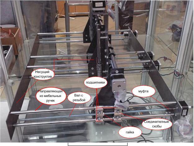 Создание станка с ЧПУ из доступных деталей с минимум слесарной работы - 3