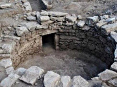 В Греции обнаружили микенскую гробницу
