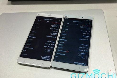 Чем отличается копия Xiaomi Mi Note от оригинала?