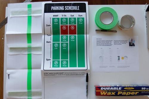 Дизайнер воюет с идиотскими знаками парковки в США - 4