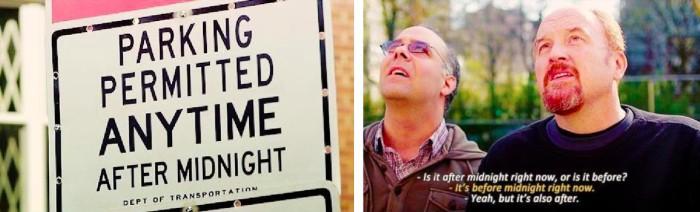 Дизайнер воюет с идиотскими знаками парковки в США - 1